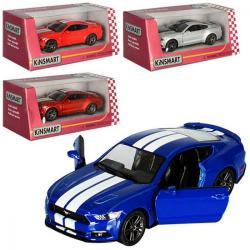 Автомодель Kinsmart Ford Mustang GT