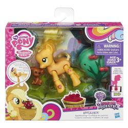 Мини набор Пони с артикуляцией Applejack, Hasbro