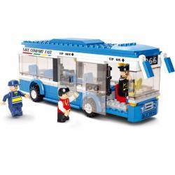 Конструктор Автобус ,Sluban