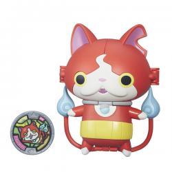 Меняющаяся Фигурка с медалью JIBANYAN Йо-Кай Вотч Yokai Watch, Hasbro