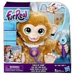 """Інтерактивна іграшка """"Вилікуй мавпочку"""", Hasbro FurReal Friends"""