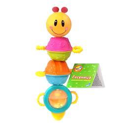 Развивающая игрушка «Гусеница» , Mommy Love