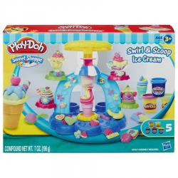 """Ігровий набір """"Фабрика морозива"""" Play-Doh Hаsbro"""