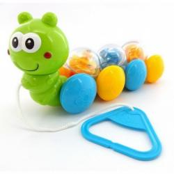 "Развивающая игрушка каталка ""Гусеница"" ""QUNXING TOYS"""