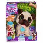Интерактивный Игривый щенок Мопс , FurReal Friends , Hasbro