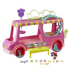 Игровой набор Автобус, Littlest Pet Shop Hasbro