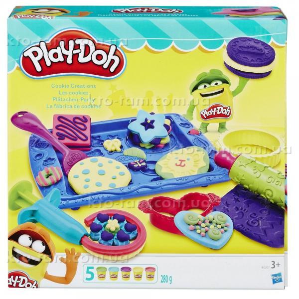 """Ігровий набір """"Крамничка печива"""",Play-Doh Hаsbro"""