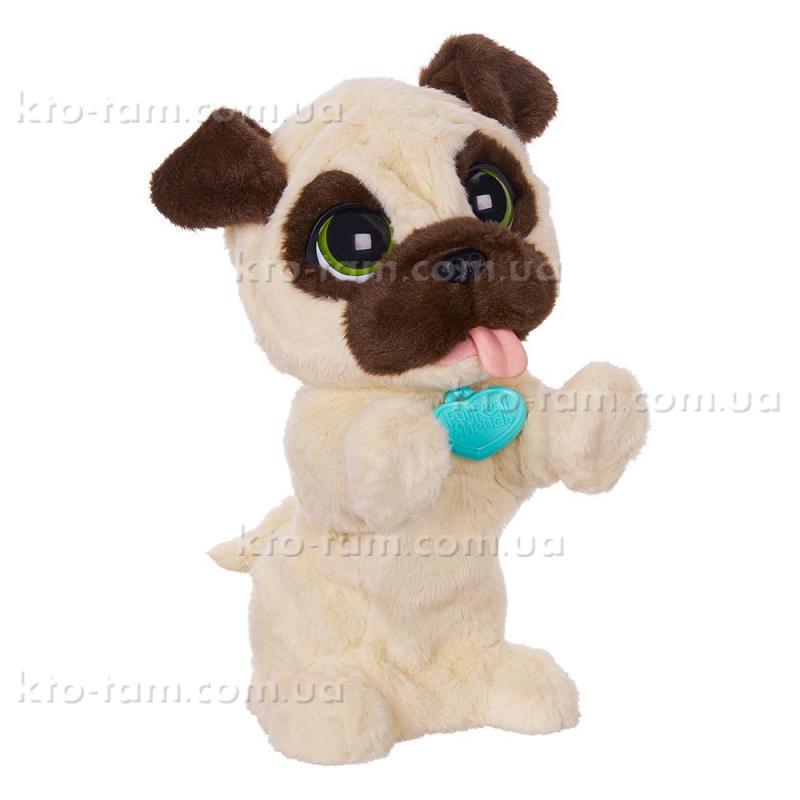 ... Hasbro Інтерактивний Грайливий щеня Мопс 98d914c06b179