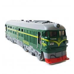 Поезд металлический Украина, Автопром