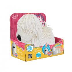 Інтерактивна іграшка Jiggly Pup - Грайливе цуценя, білий