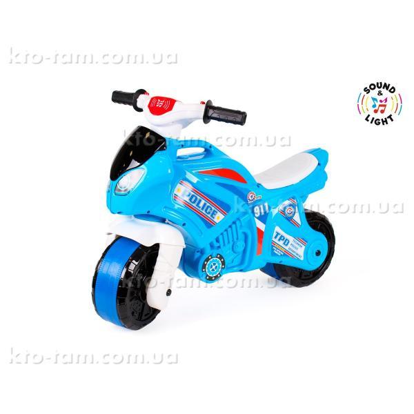 Игрушка «Мотоцикл ТехноК» police
