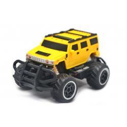 Машинка на радіокеруванні Автопром, жовта