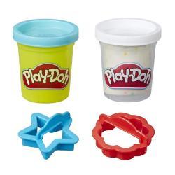 """Ігровий набір """"Міні-солодощі"""" (білий і блакитний) Play-Doh, Hasbro"""