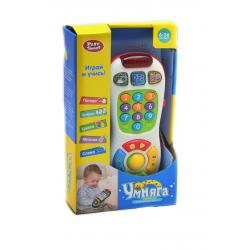 """Развивающая игрушка """"Музыкальный пульт Умняга"""", Play Smart"""