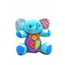 Музыкальная развивающая игрушка Слоник , WinFun