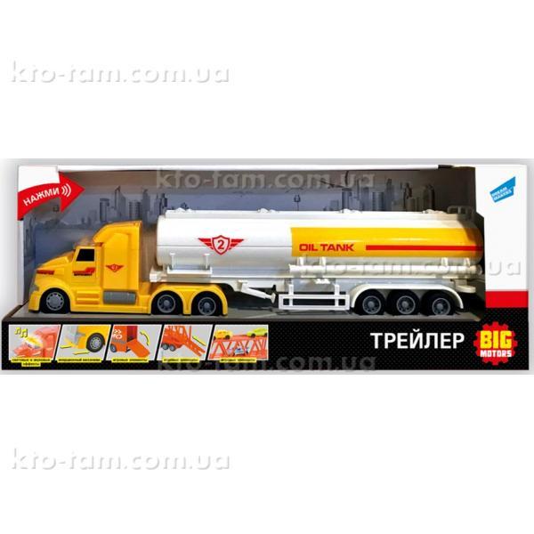 Трейлер, Big Motors