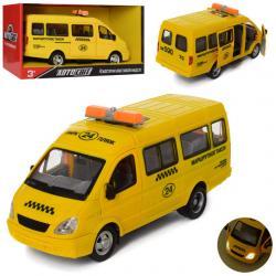 Маршрутное такси свет, звук, открываются двери, Автосвіт
