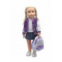 Кукла в школьной форме, LimoToy