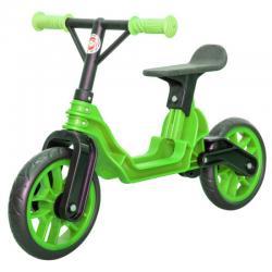 Байк-беговел зелёный