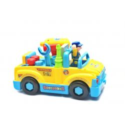 Грузовичок с инструментами, Limo Toys