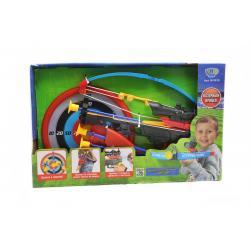 Игрушечный Арбалет с лазерным прицелом, Limo Toy