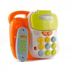 """Развивающая игрушка """"Говорящий телефон"""" Mommy Love"""
