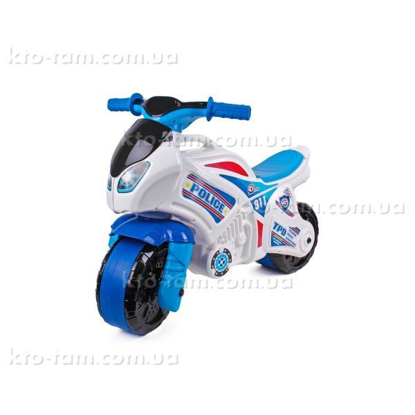 Игрушка «Мотоцикл ТехноК» полиция