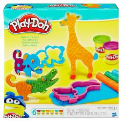"Игровой набор ""Веселое сафари"" Play-Doh , Hasbro"