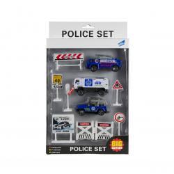 """Набор игровой """"Полицейская служба"""", Big Motors"""
