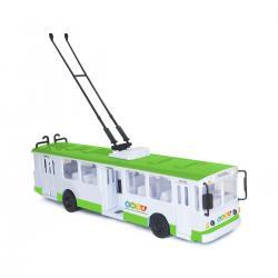 Троллейбус BIG, Технопарк.