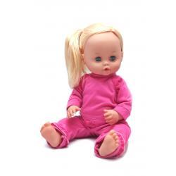 Кукла Baby Toby с аксессуарами в розовом костюмчике