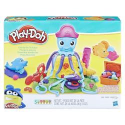 """Игровой набор """"Веселый Осьминог"""" Play-Doh , Hasbro"""