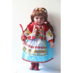 Кукла 47 см Украинская красавица, LimoToy