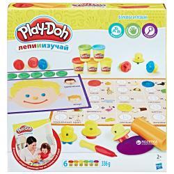 """Ігровий набір """"Букви і мови"""" Play-Doh, Hasbro"""