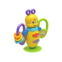 Музыкальная игрушка на присоске Бабочка , WinFun