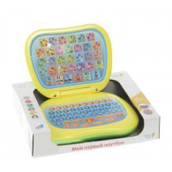 """Розвиваюча іграшка """"Мій перший ноутбук"""", Genio Kids"""