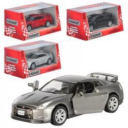 Автомодель Kinsmart Nissan GT-R