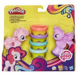 """Ігровий набір """"Поні: Знаки Відмінності"""" Play-Doh Hаsbro"""