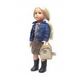 Кукла в джинсовом пиджаке, LimoToy
