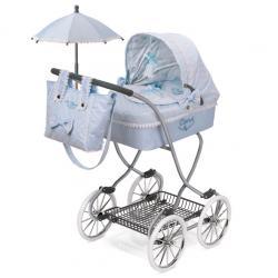 Классическая коляска для кукол Carol, DeCuevas