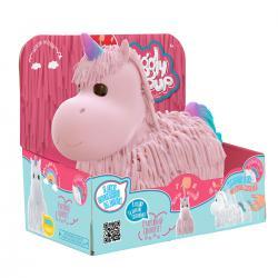 Интерактивная игрушка Jiggly Pup - Волшебный единорог ,розовый