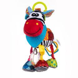 Игрушка-подвеска Ослик Дейв с прорезывателем , Balibazoo