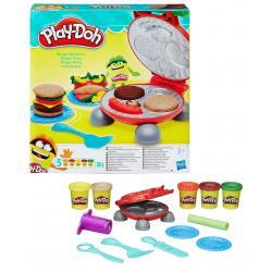 "Игровой набор ""Бургер-гриль"" Play-Doh Hаsbro"