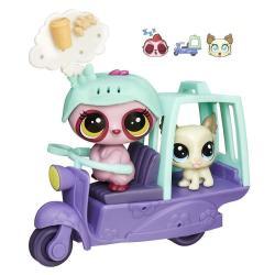 Городской транспорт мотоцикл, Hasbro