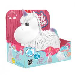 Интерактивная игрушка Jiggly Pup - Волшебный единорог ,белый