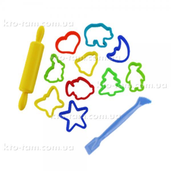 Набор для лепки «Окружающий мир» Genio Kids