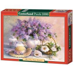 "Пазл Castorland ""1000"" картины Цветы, живопись"