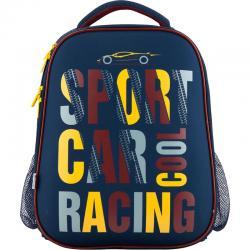 Рюкзак школьный каркасный 531 Car Racing, KITE