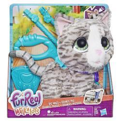 Большой питомец на поводке, Котик, Hasbro FurReal Friends