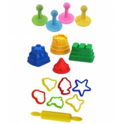 Набор для лепки «Микс аксессуаров» Genio Kids
